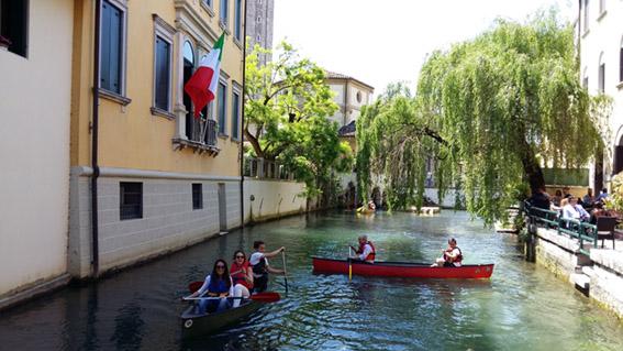 Tour fluviale sul Livenza visita guidata