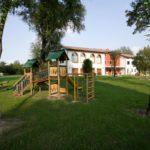 Area giochi parco Le Favole B&B agriturismo Sacile