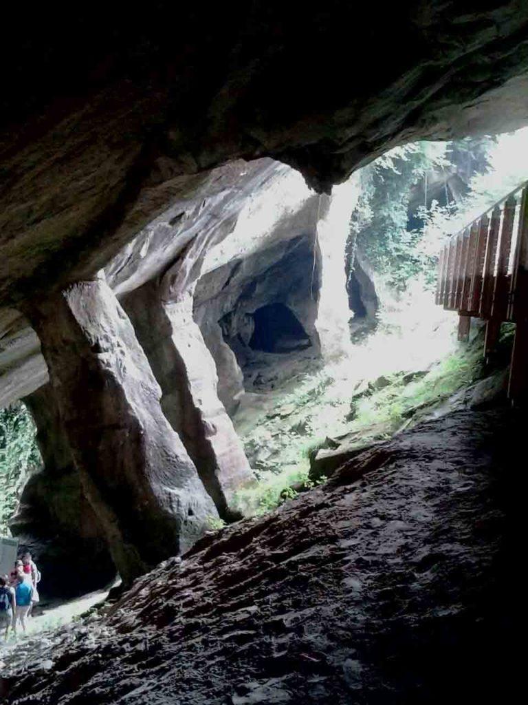 Grotte-del-Caglieron Fregona