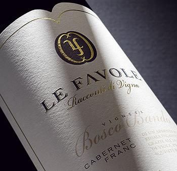etichetta_le favole wines