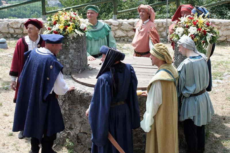 Festa_Medievale_castello_di_caneva_Friuli