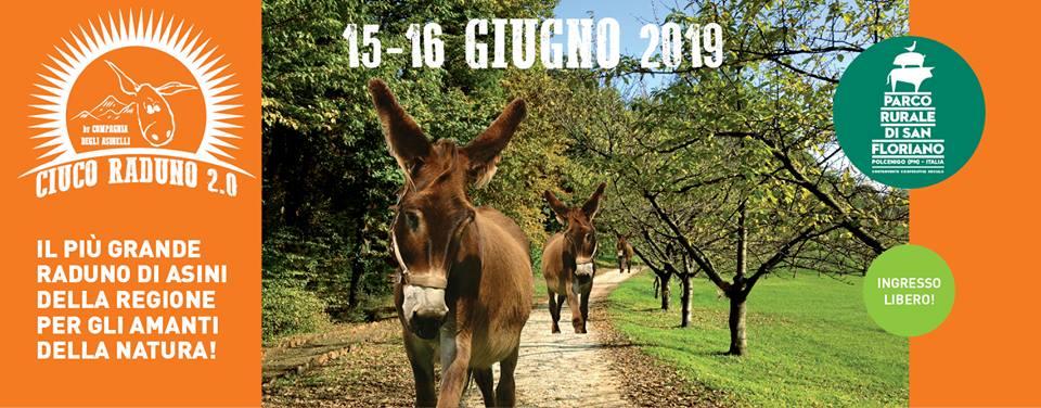 Ciucoraduno 2019 Parco San Floriano Polcenigo