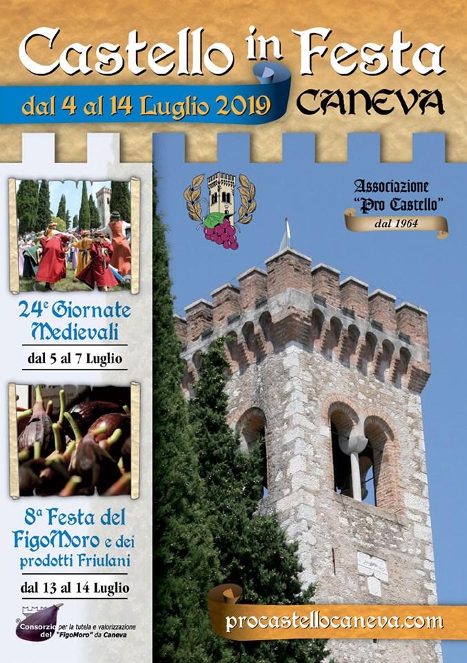 Castello in Festa Caneva Friuli