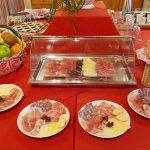 Colazione buffet Le Favole agriturismo Sacile