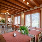 Breakfast-room-Le-Favole-farm-holiday-Sacile-Italy