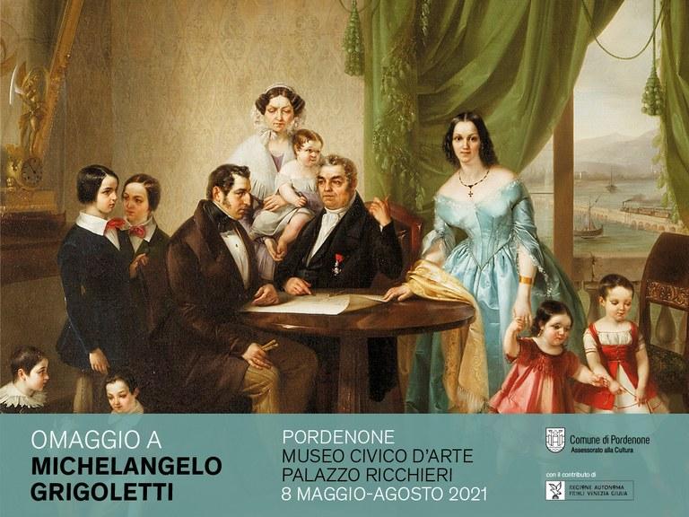 Mostra Michelangelo Grigoletti Pordenone 2021