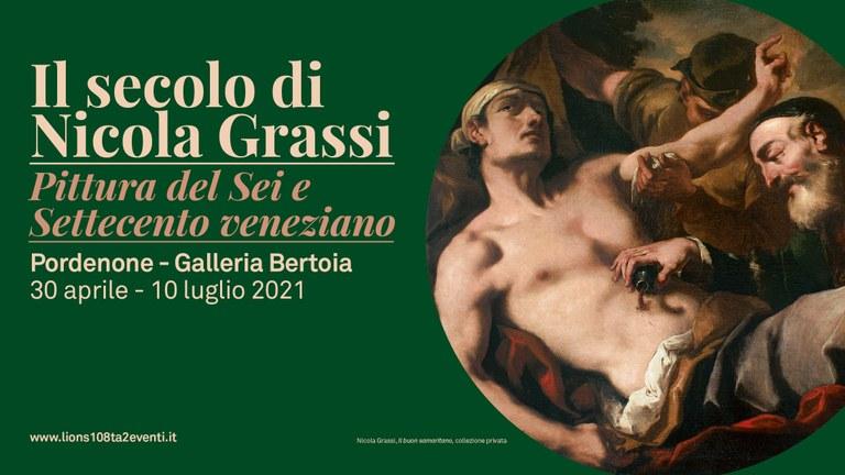 Mostra Nicola Grassi Pordenone 2021